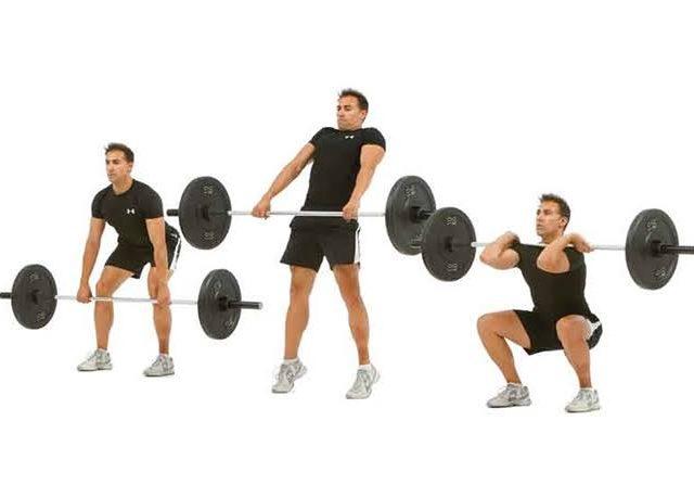 筋肉のつき方